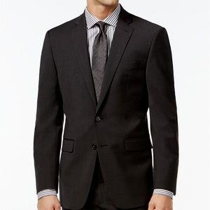 Dark Gray Calvin Klein Suit